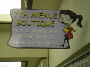 7th avenue boutique