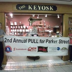 Parker Street Banner